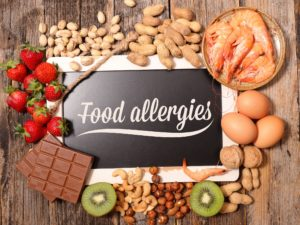 common foods that people are allergic to